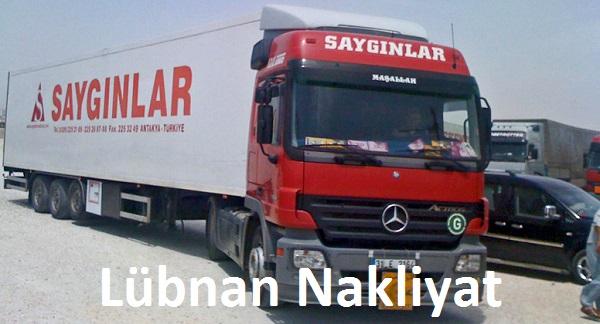 Lübnan Nakliyat