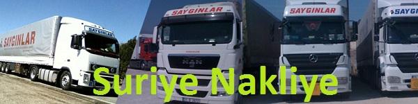 Suriye Nakliye
