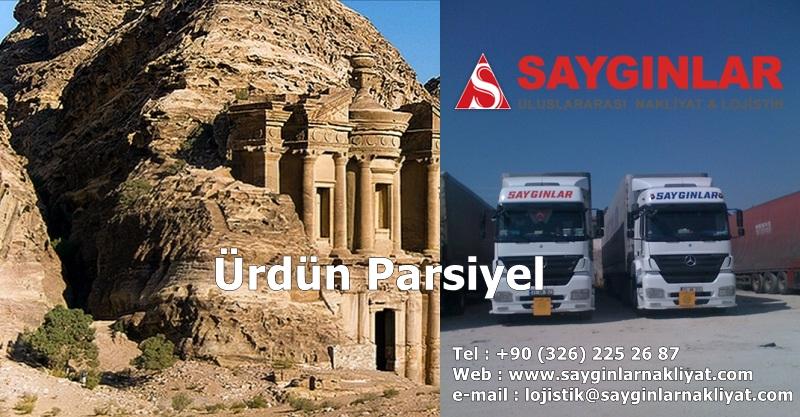 Ürdün Parsiyel